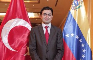 Former Turkish diplomat researching Venezuelan foreign policy at FIU