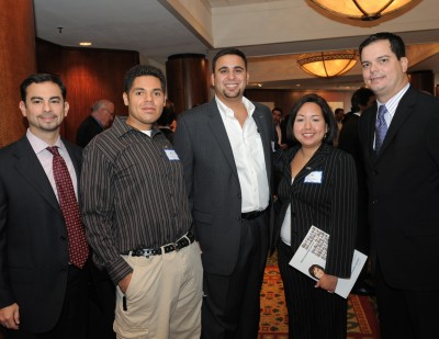 Latin Builders Association hosts FIU students at luncheon
