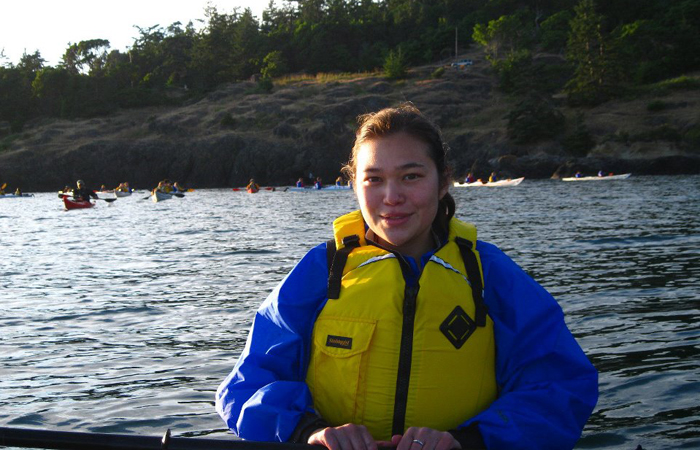 Minnesota-native Laura Timm is exploring crustacean recovery in a post-oil spill environment.