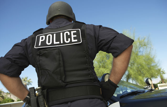 Police misconduct tied to larger departments