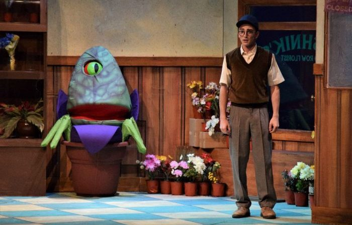 FIU Theatre presents 'Little Shop of Horrors'