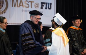 MAST@FIU celebrates commencement of inaugural class