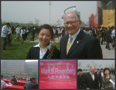 President Rosenberg blogs from China: May 7, 2010