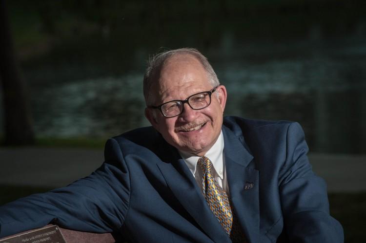 FIU President Mark B. Rosenberg
