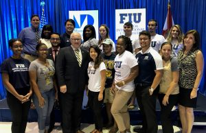 Braman Family Foundation announced significant gift to Miami Dade College and Florida International University
