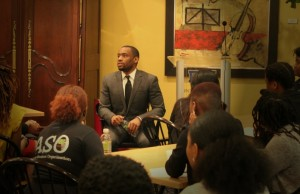 Student reflects on Black History Month speaker Marc Lamont Hill