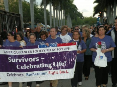 2011 FIU Relay for Life breaks records, raises $90,000 for American Cancer Society