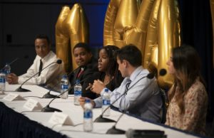 McNair Conference inspires undergrads to pursue grad school