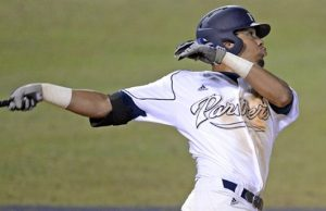 Shortstop Edwin Rios named Player of the Week