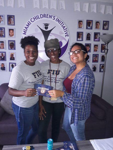 Melissa Antoine, Ngozi Ejiofor , Valentina Osorio