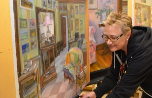 Master of Art Education exhibition displays art with a personal touch