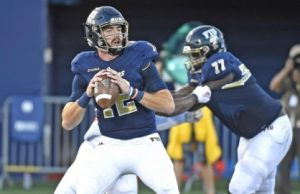 FIU defeats MTSU 24-21, takes first place in the East