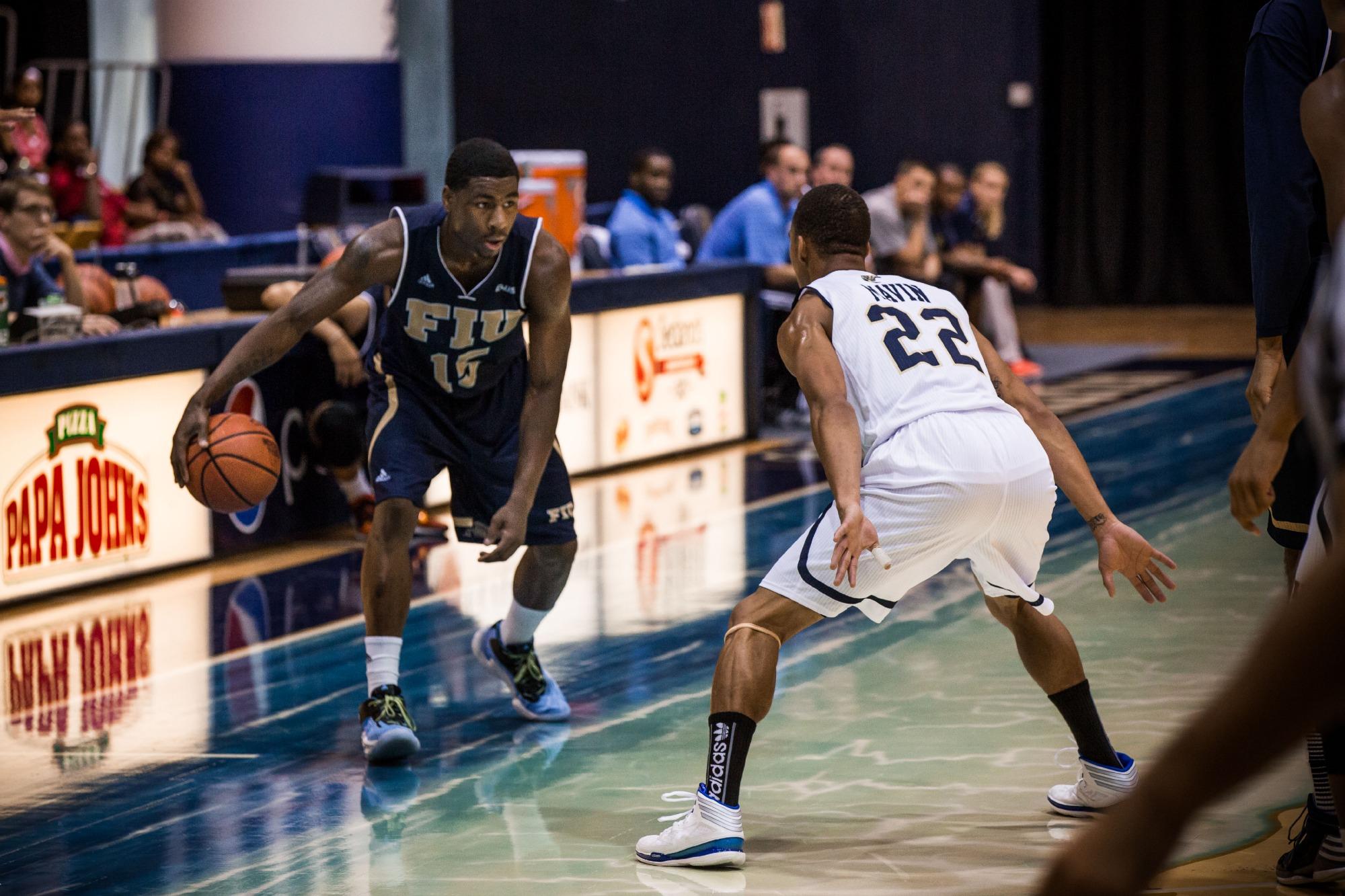 Tymell Murphy FIU basketball