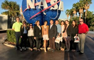 Students create communication plans for NASA technologies
