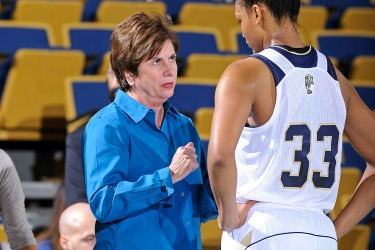 Cindy Russo retires after 36 years as women's basketball head coach