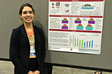 Biomedical engineering student earns prestigious Goldwater Scholarship