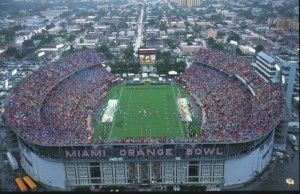 "50@50: Orange Bowl stunt an early ""win"" for FIU football"