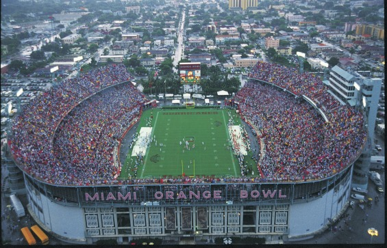 """50@50: Orange Bowl stunt an early """"win"""" for FIU football"""