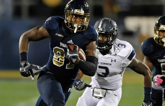 Weekend Replay: Football crushes Old Dominion in homecoming victory