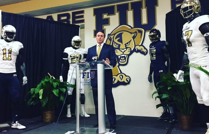 Butch Davis signs first class as FIU football head coach