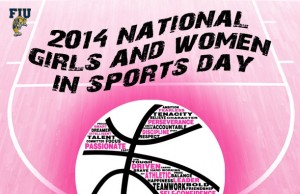 Women's basketball celebrates National Girls and Women in Sports Day Feb. 1