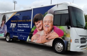 Health Foundation supports the NeighborhoodHELP mobile clinic services