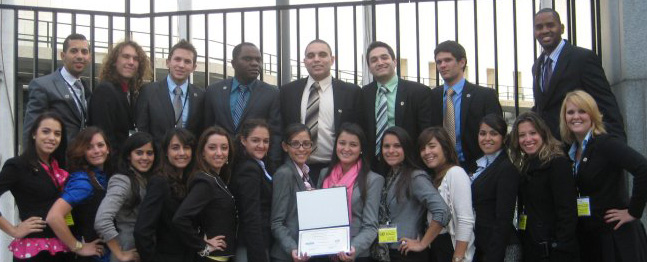 FIU Model UN team wins top award at national conference