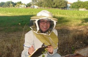 Alumna finds answers for food security with honeybees