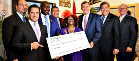 FIU, JPMorgan Chase to invest in Liberty City