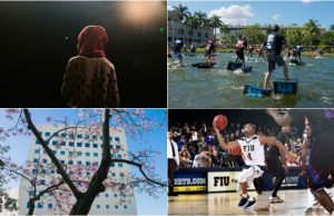 November 2016 in photos: TEDxFIU, Walk on Water, Thanksgiving