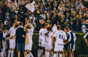 The almost perfect season: Men's soccer claws back into national spotlight