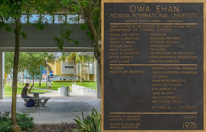 The mystery of Owa Ehan building solved