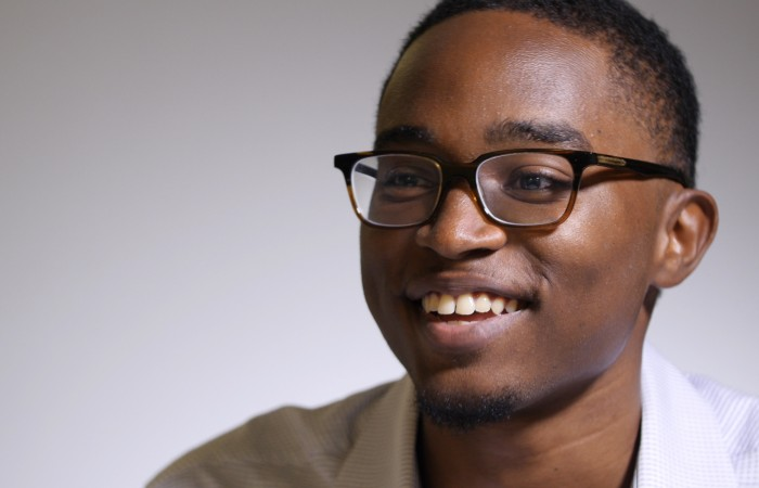 Student programmer uses coding to solve community problems