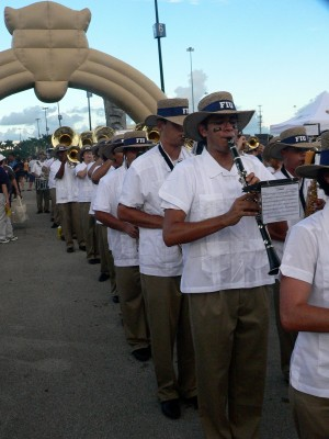 FIU Marching Band joins Bahamian Independence Day celebrations