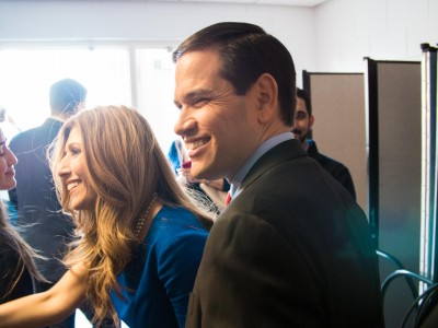 The spotlight turns to Marco Rubio just days before the Florida presidential primaries on March 15.