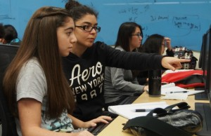 Girls Who Code gives young women confidence to tackle computer science