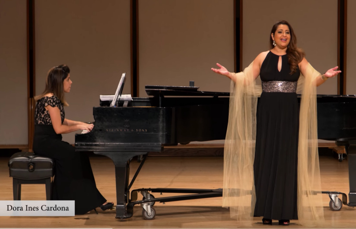 Alumnae vocalists return to campus for special Panther Alumni Week concert