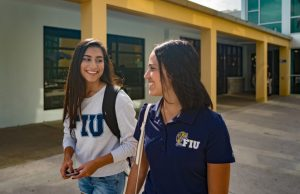 Students from Puerto Rico find refuge at FIU, begin classes this fall