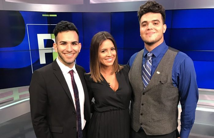Alumna gives students a live look at Univision