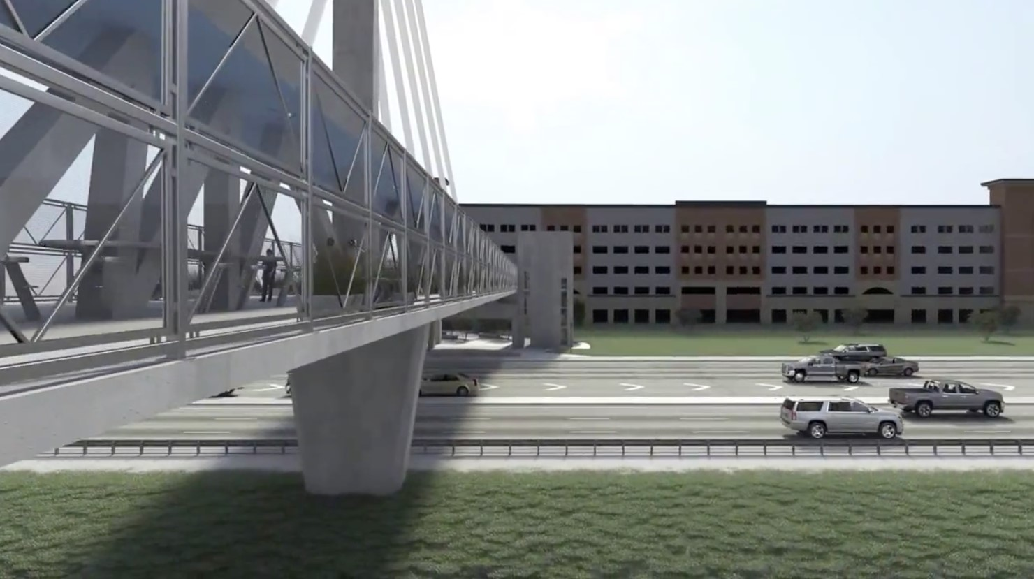 Pedestrian bridge rendering 2.5.16 1
