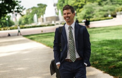 D.C. alumnus works to build stronger cities, better government