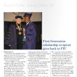 Alumni Profile: Sidney Drake '09