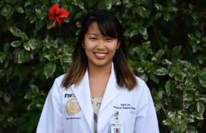 Student helps set policies for physician assistant profession