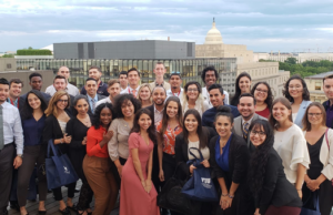 Record number of students landed D.C. summer internships