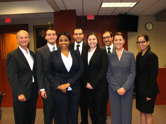 It�s a three-peat for FIU Law Board of Advocates negotiation team