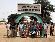 FIU's first study abroad program in West Africa a success