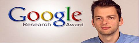 Google Research Award goes to Vagelis Hristidis