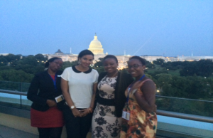 D.C. update: Rosenberg, students attend U.S.-Africa Leaders Summit