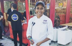 Hospitality alumna finds her calling in beer