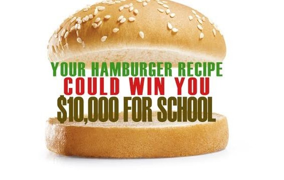 $10,000 scholarship up for grabs in Red Robin® Golden Robin Contest